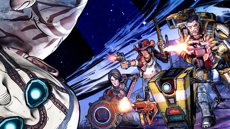 Meet The New Playable Characters In Borderlands: The Pre