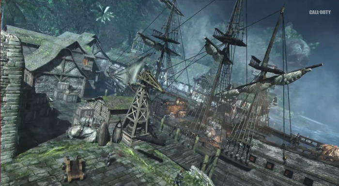 Call of Duty Ghosts – Invasion Map Pack Details | NEGaming Call Of Duty Ghost Map Pack on
